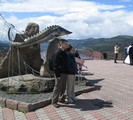 Krasnoyarsk City Tour - Tsar-Ryba (King-Fish) viewpoint