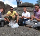 Excursions to Stolby Reserve - picnic!