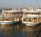 Yenisey river discovery - passenger ships