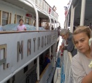 Yenisey river cruise: departure!