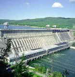 Krasnoyarsk Hydroelectric Power Station