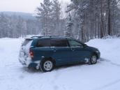 Krasnoyarsk winter tour