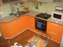 all kitchen facilities!
